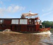Cattleya Journey in voller Fahrt