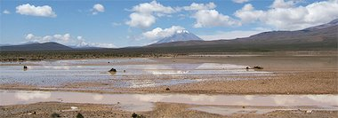 Andendlandschaft in Peru - Peru Trekking Touren