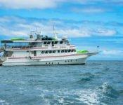 Galapagos Kreuzfahrt Yacht Reina Silvia