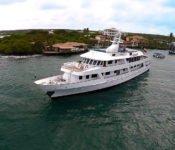 Galapagos Kreuzfahrt Yacht Passion