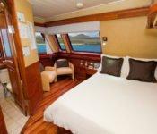 Galapagos Kreuzfahrt Yacht Galaven - Doppelkabine