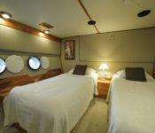 Galapagos Kreuzfahrt Yacht Reina Silvia - Zweibettkabine
