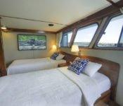 Galapagos Kreuzfahrt Yacht Reina Silvia - Twinkabine