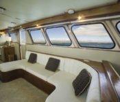 Galapagos Kreuzfahrt Yacht Reina Silvia - Lounge
