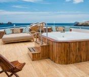 Galapagos Sea Star Journey Jacuzzi