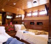 Tauchkreuzfahrt Yacht Galapagos Aggressor III - Tauchausrüstung -Zweibettkabine