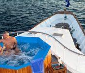 Tauchkreuzfahrt Yacht Galapagos Aggressor III - Jacuzzi