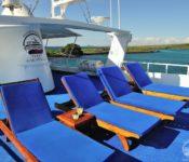 Tauchkreuzfahrt Yacht Galapagos Aggressor III - Sonnendeck