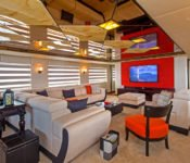 Galapagos Yacht Passion - Lounge