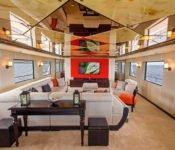 Galapagos Kreuzfahrt Yacht Passion - Lounge
