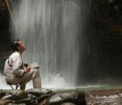 Mashpi Lodge - Wasserfall
