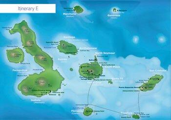 Route E Galaxx Galapagos