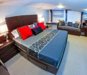 Galapagos Kreuzfahrt Yacht Passion - VIP Suite