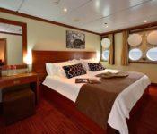Eclipse Galapagos Kreuzfahrtschiff - Doppelkabine
