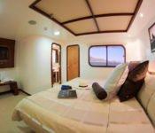 Galapagos Kreuzfahrt KatamaranCormorant - Doppelkabine