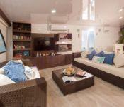 Galapagos Galaxy II - Lounge
