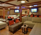 Eclipse Galapagos Kreuzfahrtschiff - Lounge