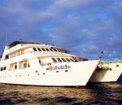 Galapagos Kreuzfahrt Katamaran Athala II