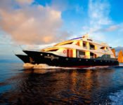 Ocean Spray - Galapagos Kreuzfahrten