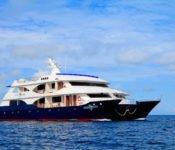 Ocean Spray - Galapagos Kreuzfahrt