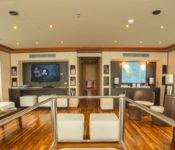 Galapagos Kreuzfahrt Yacht Majestic - Lounge
