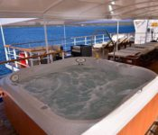 Eclipse Galapagos Kreuzfahrtschiff - Jacuzzi