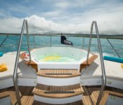 Majestic Galapagos Kreuzfahrt Yacht - Jacuzzi