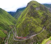 Tren Crucero - Zugreise durch Ecuador - Teufelsnase