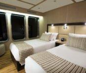 Galapagos Kreuzfahrtyacht Origin - Zweibettkabine