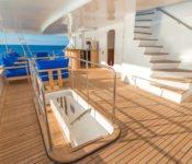 Tip Top II Galapagos Kreuzfahrt Katamaran First Class