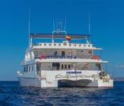 Tip Top II - Galapagos Kreuzfahrt Katamaran