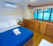 Tip Top II Galapagos Kreuzfahrt Katamaran - Doppelkabine