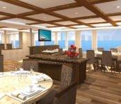 Galapagos Kreuzfahrtyacht Origin - Restaurant