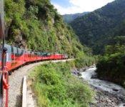 Tren Crucero - Zugreise durch Ecuador