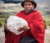 Tren Crucero - Zugreise durch Ecuador - Eisbrecher am Chimborazo