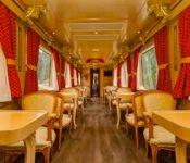 Tren Crucero - Zugreise durch Ecuador - Restaurant