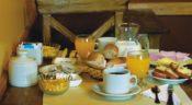 Confin Patagonico - Bed&Breakfast El Chalten - Frühstück