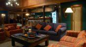 Hotel La Cantera, El Calafate - Lounge