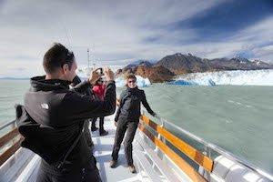 Bootstour Viedma Gletscher - Patagonien
