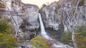 Chorillo del Salto - Patagonien