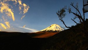 Ecuador Reisen - Cotopaxi