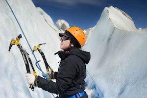 Eisklettern Viedma Gletscher - Patagonien