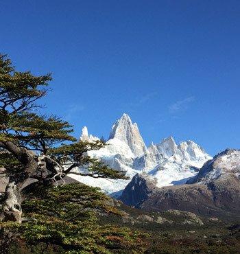 Fitz Roy - Höhepunkte Patagoniens
