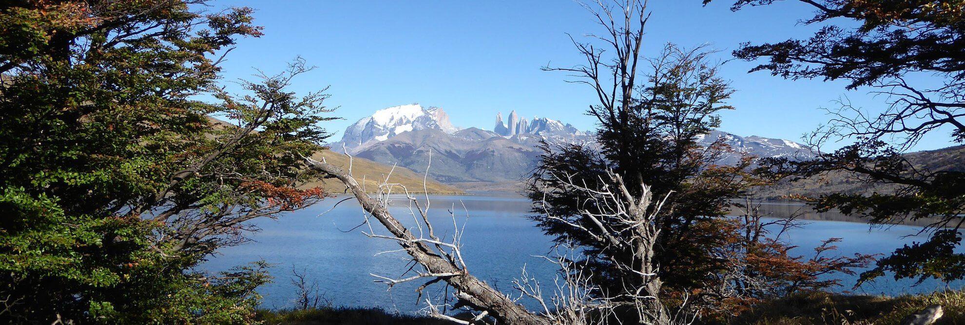 Hoehepunkte Patagonien - Torres del Paine