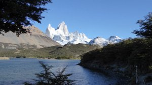 Laguna Capri - Fitz Roy - Patagonien