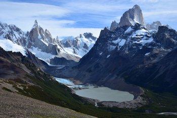 Laguna Cerro Torre - Patagonien