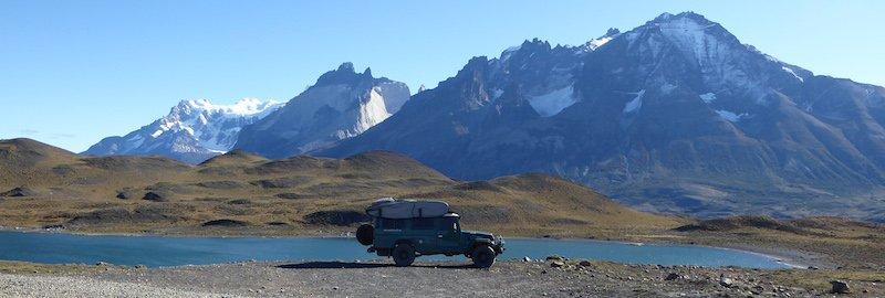Patagonien Mietwagenreise