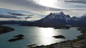 Mirador Condor - Torres del Paine, Patagonien