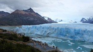 Perito Moreno Gletscher - Patagonien