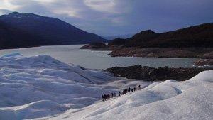 Perito Moreno Gletscher - Gletscherwanderung Patagonien